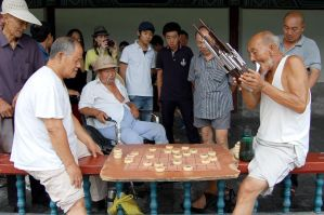 Chinese Chess by axlesax