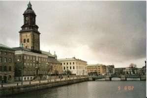 Gothenburg by unixninja