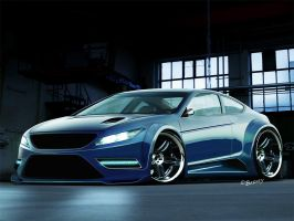 Honda Accord Concept by BarneyHH