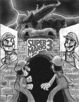 R.V.G.C. Super Mario Bros. 3 poster. by ParadoxWulf