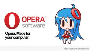 Opera-chan by chroneco