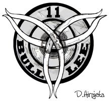 BULL LEE Logo by TheIronClown