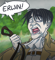 SNK - SCREAMINGLEVI.png by vivalafete
