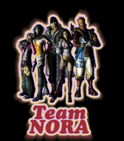 Team NORA arrived by keichama