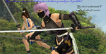 Ayane the Kunoichi 4 by Zapzzable100