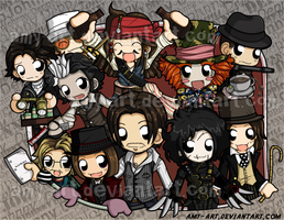 Got Depp? by amy-art