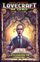 lovecraft_ by Juan-vasquez