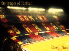 the temple of football by mpovill