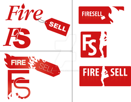 Logo Firesell by remember-the-silence