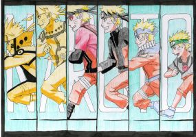 Naruto evolution by manuel-sama