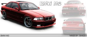 Virtual Tuning - BMW M3 by Shaggy87