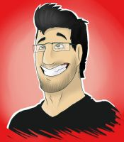 Markiplier by Pa3sha3