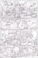 Sonic pencils 03 by mistermuck