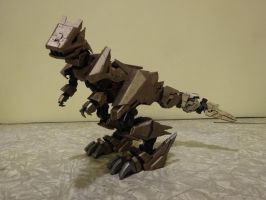 Zoids: Steam Tyrann (Weaponless) 02 by lizardman22