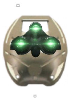 Bionicle: Mask of Night Vision (request) by HeadfirstRock71