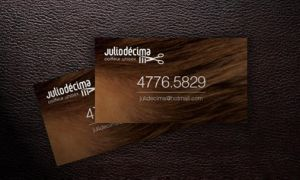 Julio Decima - Business Card by StudioBMD