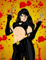 X-23 by pascal-verhoef
