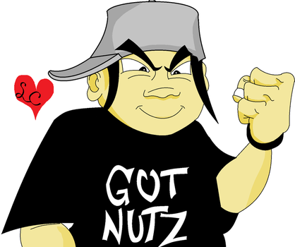 Phil from NutShack by LovelyCourtney03