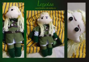 Legolas doll by Konstance