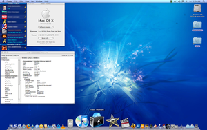My Desktop of 2008 by andys184