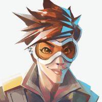 Overwatch - Tracer by Francoyovich