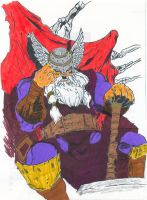 Thors_Retirement_by_goBILLfrog by CDL113