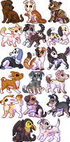 Toucat Icons by whitepup