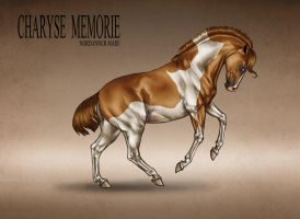 #2041 Charyse Memorie by Wakimi