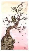 The Cherrytree by hopeakorento