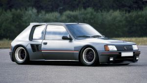 Peugeot 205 T16 '85 by HAYW1R3