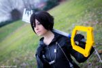 Xion - Kingdom Hearts by Bexxin