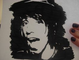 Alex Gaskarth by picturethishannah