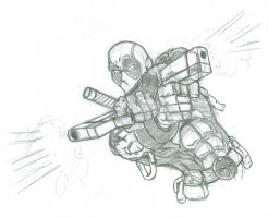DeadPool bang-bang by ChargedGraphite