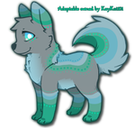 Custom Adoptable For KayKat101 by DailyAdoptables