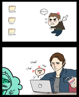 SPN - Shimeji by Outside-Box