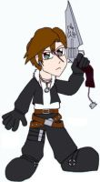 Chibi Squall Revised by Sailok
