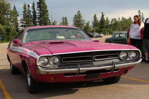 Pink Panther's Mopar by KyleAndTheClassics