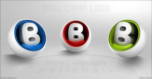 Ball Chair Logo by Benjamin-Dandic