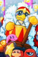 Dedede Color collab by Evanatt