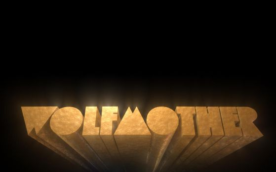 Wolfmother Gold by PaulRamon