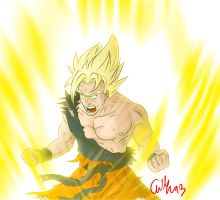 Son Goku by francesco8657