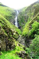 Scotland, Waterfall by elodie50a