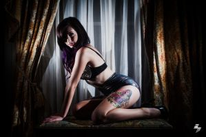 Miss Stacey by SeanHChoe