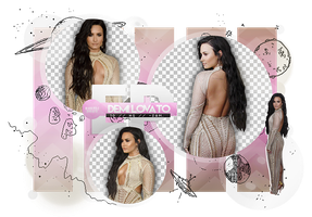Pack Png 1976 // Demi Lovato by ExoticPngs