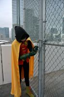 Damian Wayne: Traspassing by kay-sama