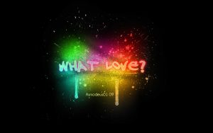 What Love? by Asmodeus01