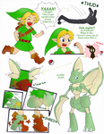 A Link to the Scyther! by LevelInfinitum