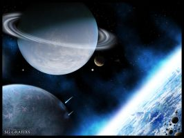 Space View by Superiorgamer