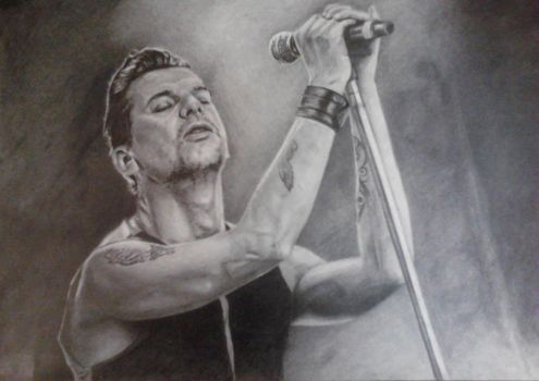 Dave Gahan by VeronikaBulahova