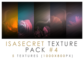Texture Pack #4 by IsaSecret1
